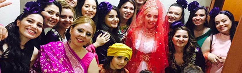 Kına Organizasyon Firması İzmir Konak